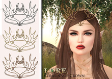 {LORE} Cernunnos Crown Fatpack