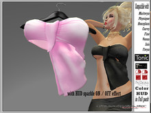 bag Top Astraia Pink W/S *Arcane Spellcaster* Ak-Creations