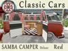Samba camper red mp