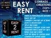 New easy rent ad