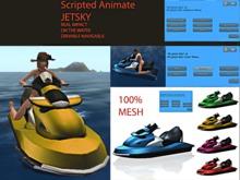 N.M.S. Scripted Animated Jetski