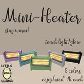 Little Llama - Mini-Heater Big Pack