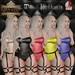 [MALAGA] Harness Bodysuit