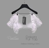 DarkFire Dakota Fur Top-Color No 01