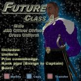 Trek Designs - Future Class A Male JAG Uniform