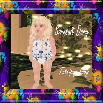 {D:D} swinsuit Doris- totsipop