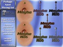 Maitreya - Perhaps Navel Piercing Set DEMO