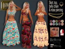 BWC Hippie Girl Set