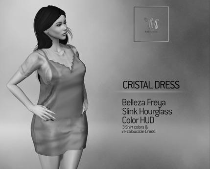 TWS - Cristal Dress - DEMO