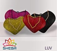 [Sheba] Luv clutch