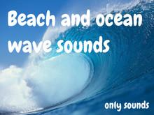 Beach Ocean Wave Sounds