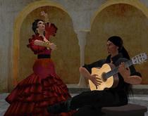 Flamenco Guitar by Voodoo!