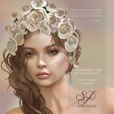 Snowpaws - Faith Rose Headdress
