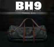 [BH9] Travel Bag (Black)