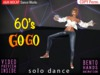 A&M: 60's Go-Go - dance animation (BENTO hands) :: 60s Retro dance routine, vintage, oldschool