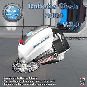 CLEAN RANDOM 3000