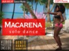 A&M: Macarena - solo dance (BENTO hands) :: #TAGS - 90's, 90s, hit, disco, beach, Spanish, latino