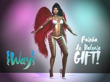 {Way} Rainha de Bateria GIFT!