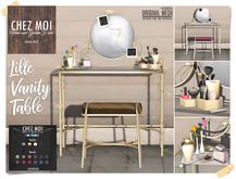 Lille Vanity Table ♥ CHEZ MOI