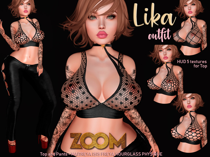 zOOm - Lika Outfit ADD ME