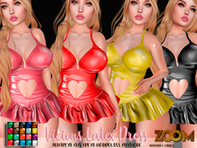 zOOm - DEMO - Franchesca Dress and Panties