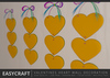 Easycraft fullperm valentines heart wall decoration colorguide marketplace
