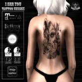 TSB ::: Tattoo i see you unisex