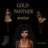 GOLD PANTHER Avatar