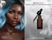 TRES BEAU MAKEUP THE OSHEENA SKIN @LIMITED EDITION (HOT COFFEE)