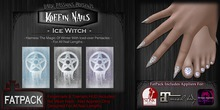DP - Koffin Nails - FatPack - Ice Witch (Boxed)