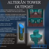 Alteran Tower Outpost