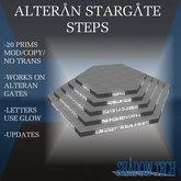 Alteran Stargate Steps