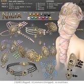 .aisling. Nilia - [9] Earrings