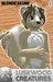Luskwood Blonde Skunk Furry Avatar - Male
