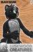 Luskwood Black Skunk Furry Avatar - Male
