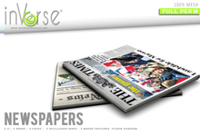 inVerse® MESH - Newspapers full permission