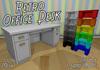 Retro Desk (Tintable)