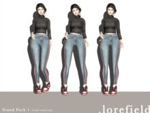 .lorefield - Stand Pack 1
