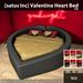 satus inc  valentine heart bed pg ad