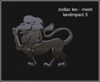 # zodiac leo mesh box