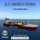SLS Andrea Doria v1.02 GTFO