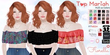 .::Fiorella::. Top Mariah - HUD 20 Colors