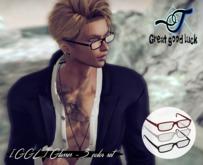 [GGL]Glasses - 3 color set