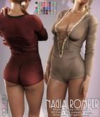 adorsy - Nagia Short Jumpsuit Romper Fatpack - Maitreya