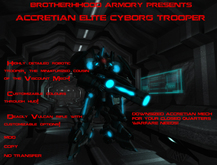 Accretian Elite Cyborg Trooper