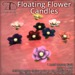Floatingflowercandles