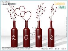 Love Bottles (Mesh) [Lemon Chilliz]