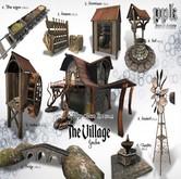 PPK The Village Gacha - Warehouse