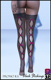 ღ Black Stockings APPLIERSღ Mesh and Classic Avatar!PROMO 1L$!ღ