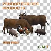 All Animals Vendors Texture